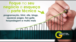 Plataforma G Digital – A revolução do Marketing Digital!